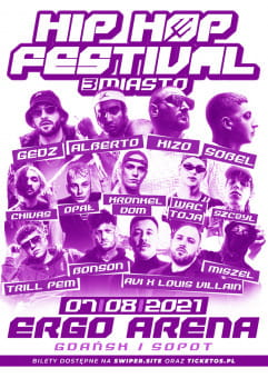 Hip Hop Festival 3Miasto 2021