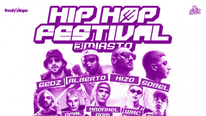 Bilety na Hip Hop Festival