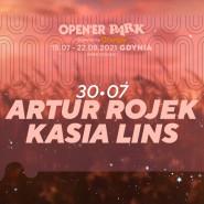 Open'er Park - Artur Rojek, Kasia Lins