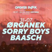 Open'er Park -  Organek / Sorry Boys / Baasch
