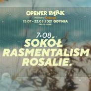 Open'er Pak -  Sokół / Rasmentalism i Rosalie