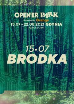 Open'er Park - Brodka