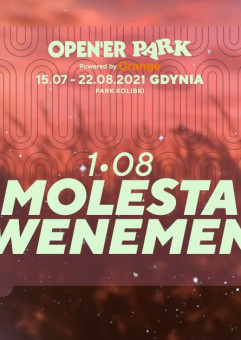 Open'er Park -   Molesta Ewenement