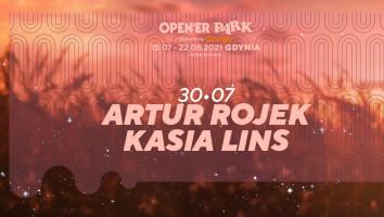 Bilet na Open'er Park - Artur Rojek, Kasia Lins