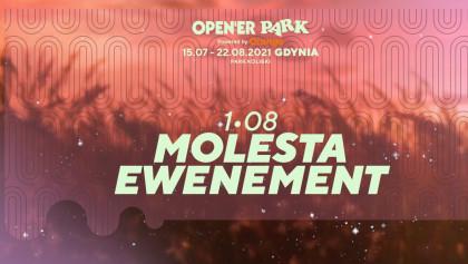 Bilety na Open'er Park - Molesta Ewenement