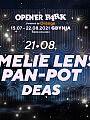 Open'er Park -  Amelie Lens / Pan-Pot