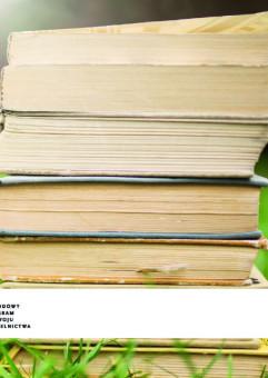 Liter-Czarka w parku, czyli Dyskusyjny Klub Książki w plenerze