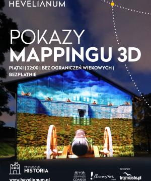 Pokaz mappingu 3D