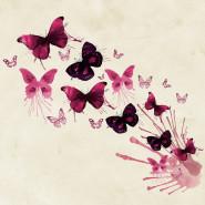 Barwne motyle - warsztaty dla dzieci