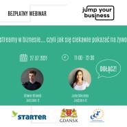 WEBINAR: Livestreamy w biznesie
