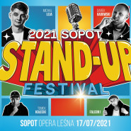 Sopot Stand-up Festival 2021