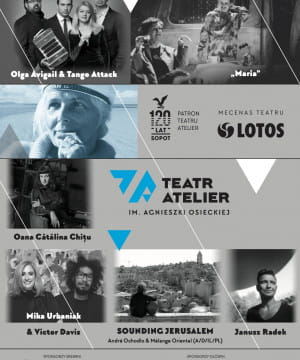 28. Lato Teatralne w Teatrze Atelier w Sopocie
