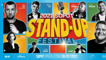 Bilety na Stand Up Festival 30.07