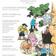 Zlot fanów Kajaka i Kokosza - Urodziny Janusza Christy 2021 - 17-18 lipca 2021, Sopot