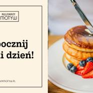 Do każdego śniadania kieliszek Prosecco za 6 zł