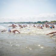 Wyścig pływacki dookoła Molo