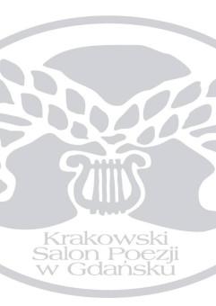 Krakowski Salon Poezji w Gdańsku -