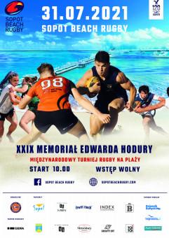 Sopot Beach Rugby 2021