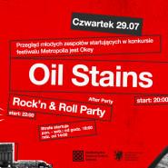 Koncert zespołu Oil Stains oraz Rock'n & Roll Party