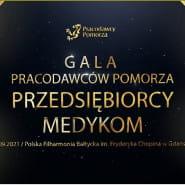 Gala Pracodawców Pomorza - Przedsiębiorcy Medykom