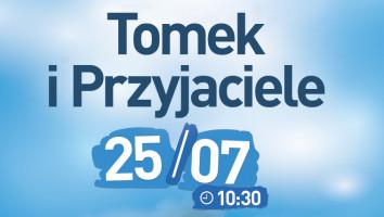 Bilety na Filmowy Poranek: Tomek i Przyjaciele