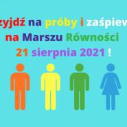 Próby do Trójmiejskiego Marszu Równości