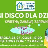 Mini Disco - Sopockie Domy Sąsiedzkie