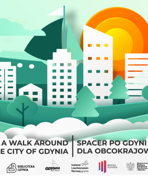 A walk around the city of Gdynia for foreigners