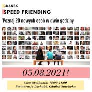 Speed Friending - Postaw na przyjaźń