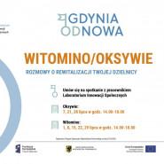 Witomino/Oksywie - rozmowy o rewitalizacji Twojej dzielnicy