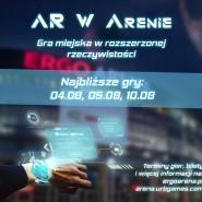 AR w Arenie - gra miejska