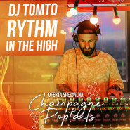 Rhythm in the High | DJ TomTo w Olivia Star