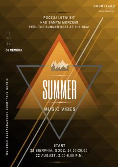 DJ Cembra - Music Summer Vibes