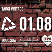 Vintage market na 100czni