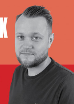Michał Kutek + support