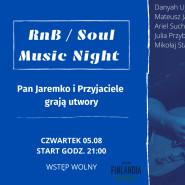 RnB Soul Music Night