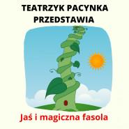 Teatrzyk Pacynka Jaś i magiczna fasola