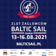 Zlot żaglowców Baltic Sail Gdańsk 2021