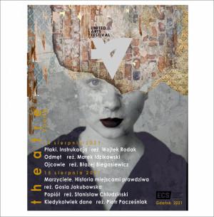 United Arts Festival  - United Theatre - Gdańsk, 23 - 24 października 2021