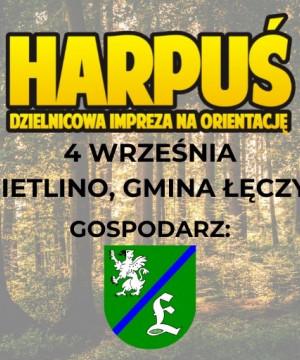 Harpuś - z mapą do Świetlina!