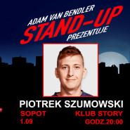 Piotrek Szumowski z programem Enzymy i Pioruny