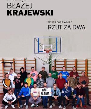 """Stand-up: Błażej Krajewski """"Rzut za dwa""""  Gdynia"""