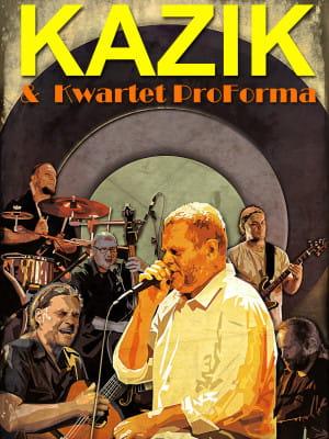 Kazik & Kwartet Proforma - Gdańsk, 25 września 2021 (sobota)