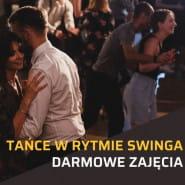 Tańce w rytmie swinga - darmowe zajęcia