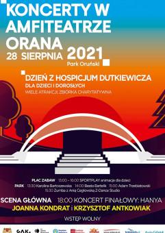 Krzysztof Antkowiak/ Joanna Kondrat - Dzień z Hospicjum Dutkiewicza