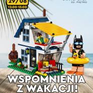 Wspomnienia z wakacji! Rodzinna LEGO niedziela na 32 piętrze z Bricks4Kidz - Trójmiasto, PL