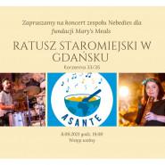Koncert Asante w Gdańsku