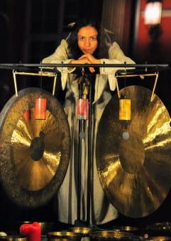 Kąpiel w dźwięku - koncert mis i gongów