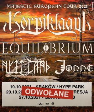 Korpiklaani + Equilibrium