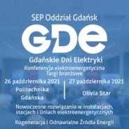 Gdańskie Dni Elektryki 2021
